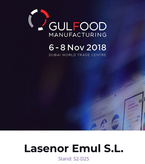 Visit Lasenor Emul S.L. During Gulfood